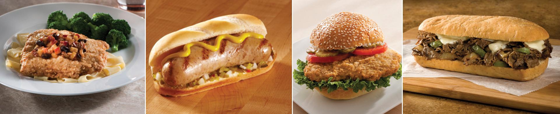 Sandwiches-Meats
