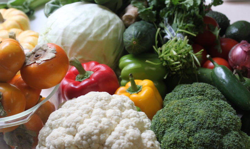 Produce Market Report – May 2016